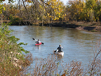 South Platte River , Greeley