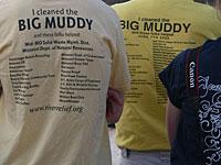 I cleaned the Big Muddy