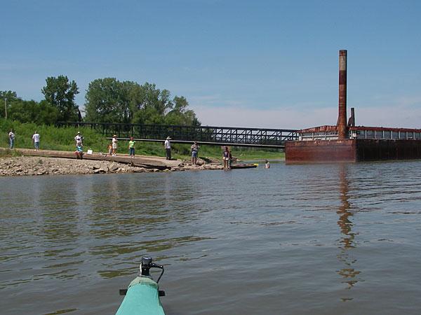 Missouri River - St Charles